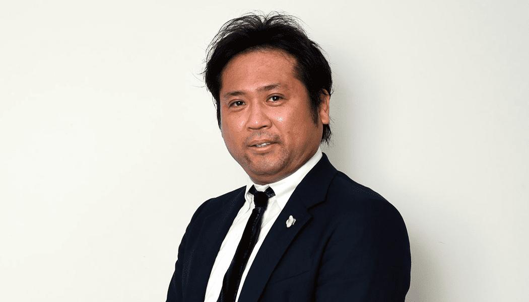 株式会社アイスブルー・アンド・カンパニー 代表取締役 粟井英仁