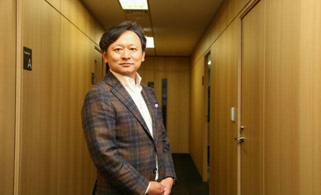 プロフィール_株式会社JAMの水谷氏
