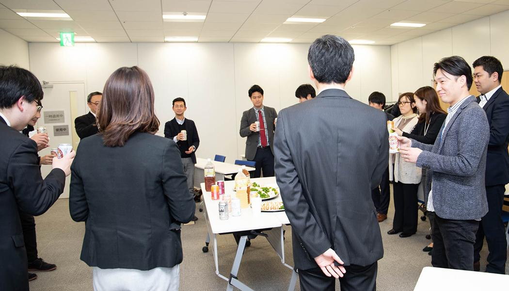 【第二部】お互いに励まし合う。横のつながりが作れる「企業懇親会」