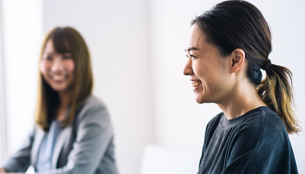 コーポレート部門は、「経営の思いを汲み取り、社員に伝達すること」がミッション