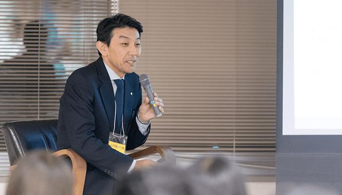転職フェア事例:日本空調サービス株式会社 渡辺氏